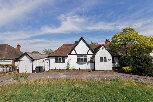 Thumbnail Bungalow to rent in Clarence Road, Sutton Four Oaks, Birmingham