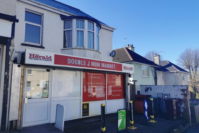 Thumbnail Flat to rent in Wolseley Road, St Budeaux, Plymouth