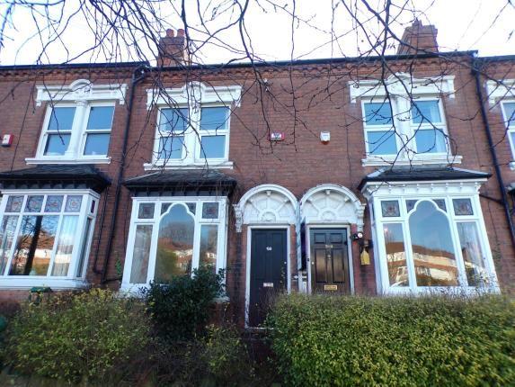 Thumbnail Terraced house for sale in War Lane, Birmingham, West Midlands