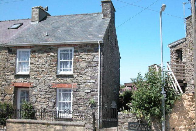 2 bed cottage for sale in Goat Street, St. Davids, Haverfordwest