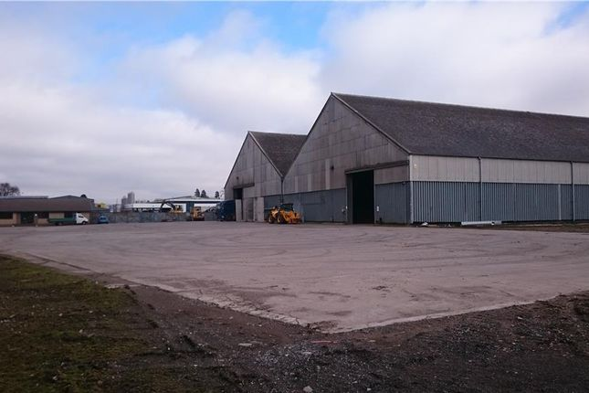 Thumbnail Light industrial to let in Orchardbank Industrial Estate, Forfar, Angus