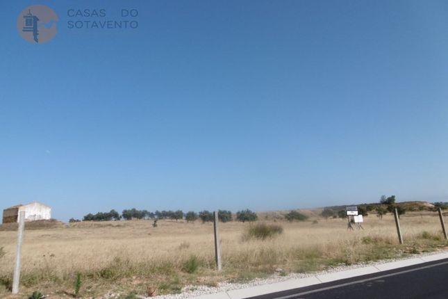Land for sale in Várzea (Algoz), Algoz E Tunes, Silves