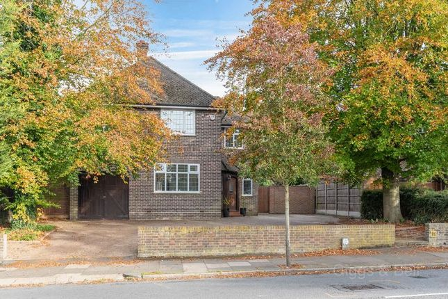 Thumbnail Detached house for sale in Old Bedford Road, Luton