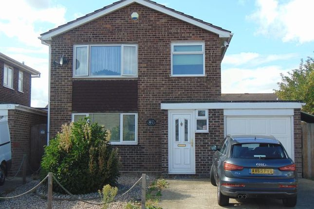 3 bed detached house for sale in Kingsman Drive, Clacton-On-Sea