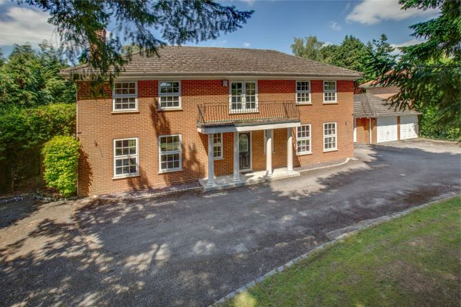 Thumbnail Detached house for sale in Duffield Park, Stoke Poges, Buckinghamshire
