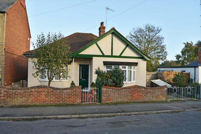 Thumbnail Detached bungalow for sale in Essex Road, Burnham On Crouch, Essex