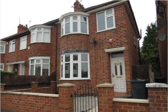 Thumbnail Semi-detached house for sale in Kitchener Road, Leicester