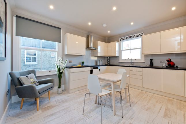Thumbnail Flat to rent in Fulham Palace Road, London