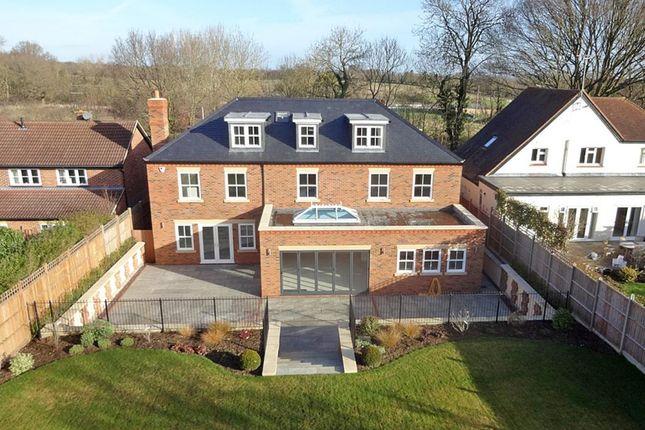 Thumbnail Detached house for sale in Tilehurst Lane, Binfield