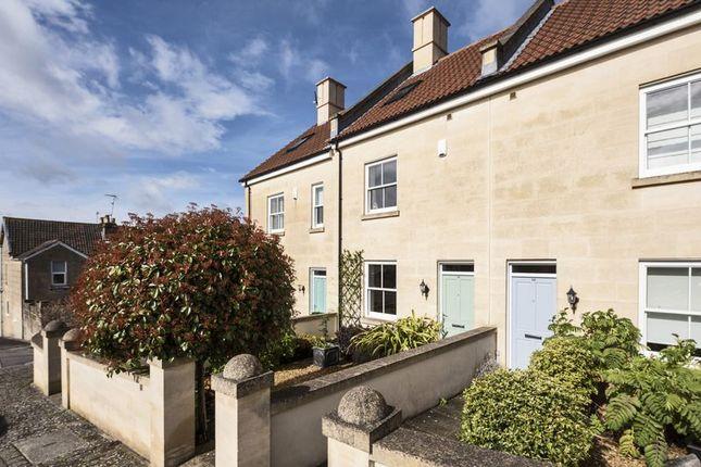 Thumbnail Terraced house for sale in Bruton Avenue, Bath