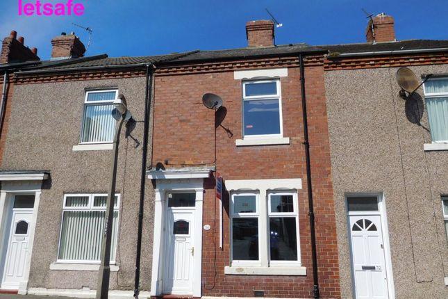 Thumbnail Terraced house to rent in Lynn Street, Blyth, 2Jt.