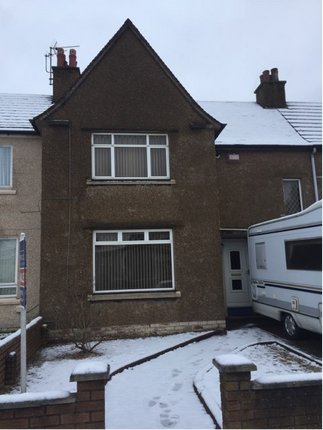 Thumbnail Terraced house for sale in Hillview Road, Larbert