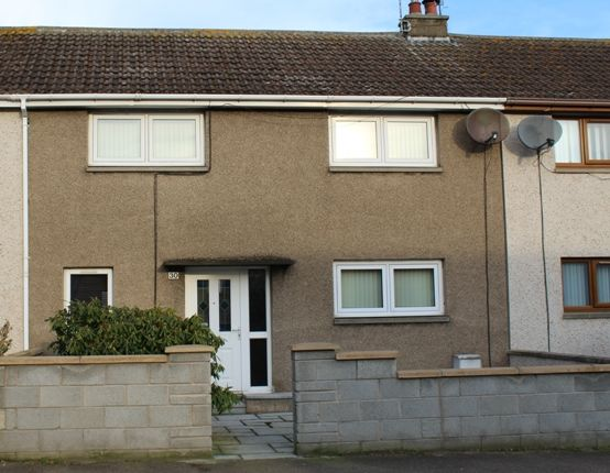 Thumbnail Terraced house for sale in Barfield Road, Buckie