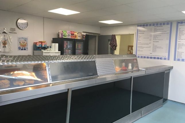 Thumbnail Restaurant/cafe for sale in Rothesay Road, Shadsworth