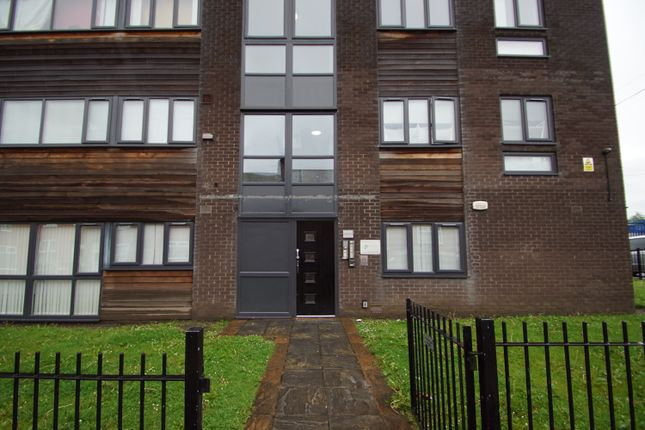 1 bed flat for sale in Ashley Court, Hall Street, Swinton, Manchester M27