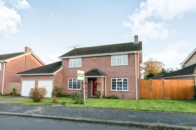 Thumbnail Detached house for sale in Oakley, Basingstoke, Hampshire