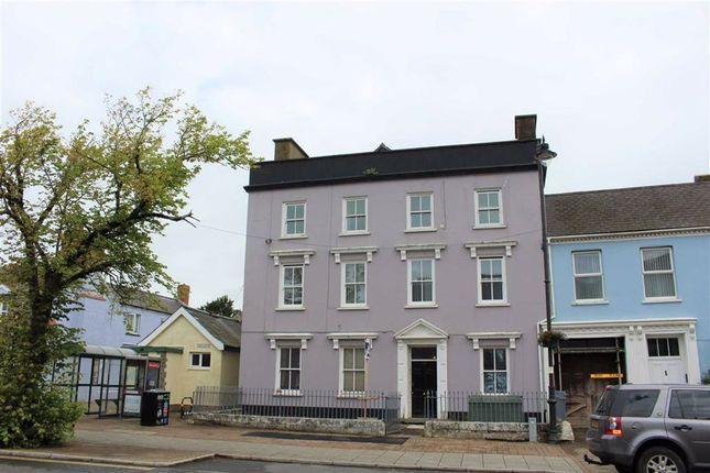 Thumbnail Flat for sale in Main Street, Pembroke