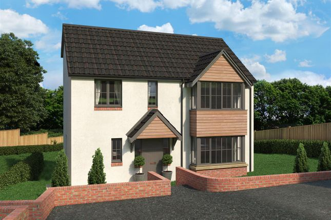 Thumbnail Detached house for sale in The Kentish, Elm Walk, Portishead