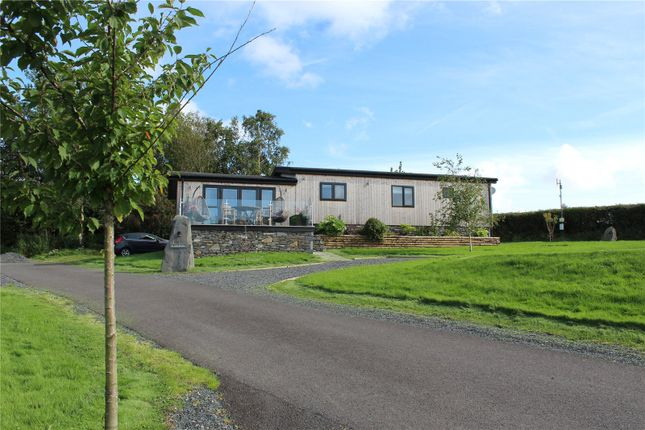 Thumbnail Detached house for sale in Glaramara Lodge, Cartmel Park, Wells House Farm, Cartmel, Grange-Over-Sands