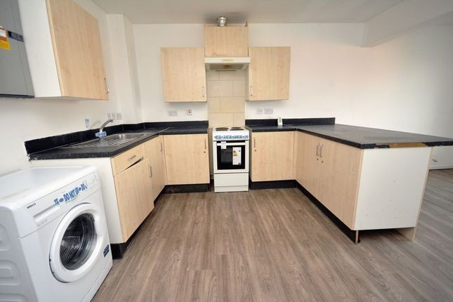 Thumbnail Flat for sale in Gwennyth Street, Cathays, Cardiff