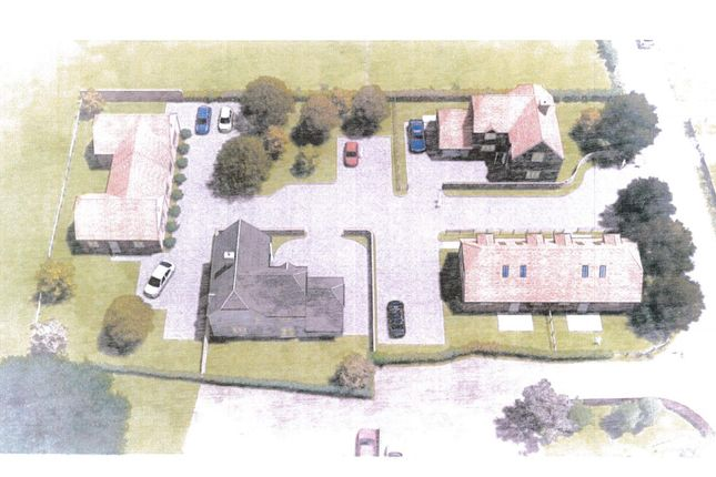 Thumbnail Land for sale in Church Lane, Ripe, Lewes