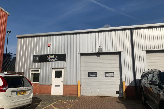 Thumbnail Industrial to let in Unit 16 Olympus Close, Ipswich