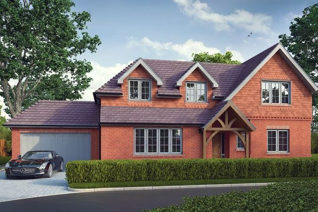 Thumbnail Detached house for sale in The Great Oaks, Poyle Road, Tongham, Farnham