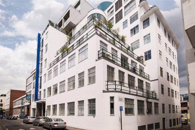 Thumbnail Flat for sale in Ziggurat Building, 60-66 Saffron Hill, London