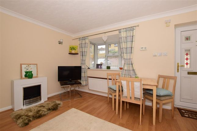 Thumbnail End terrace house for sale in Whelan Way, Wallington, Surrey