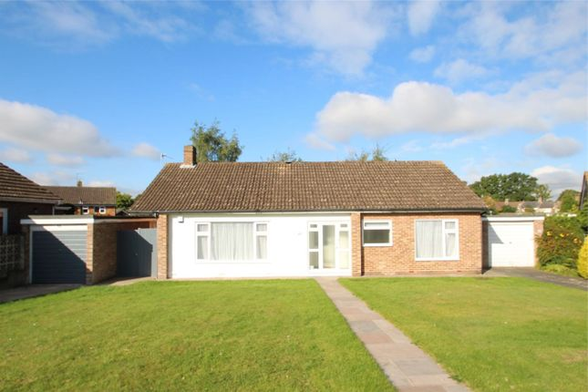 Thumbnail Detached bungalow to rent in Highwood Drive, Orpington