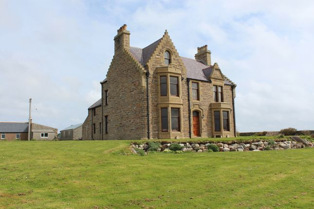 Country house for sale in Deerness, Orkney