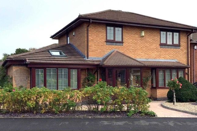 Thumbnail Detached house for sale in Twickenham Drive, Huyton, Liverpool