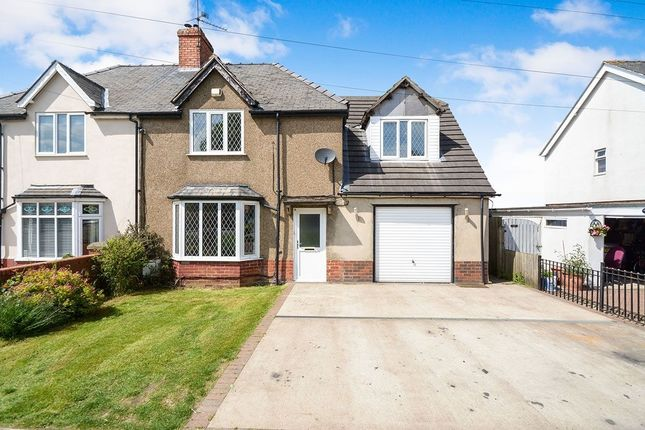 Thumbnail Semi-detached house to rent in Canwick Avenue, Bracebridge Heath, Lincoln