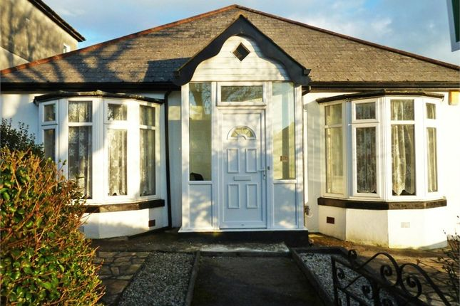 Thumbnail Detached bungalow for sale in Beacon Park Road, Plymouth, Devon