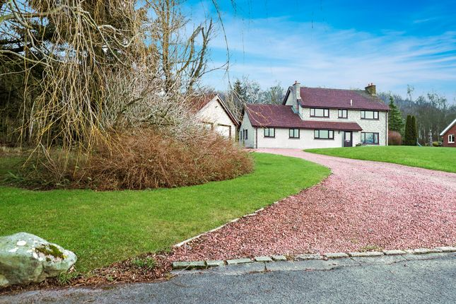 Thumbnail Detached house for sale in Eagle Drive, Berwick-Upon-Tweed