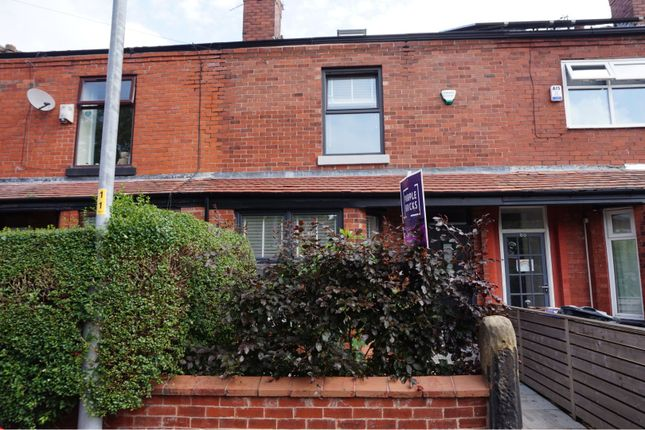 Thumbnail Terraced house for sale in Cavendish Road, West Didsbury