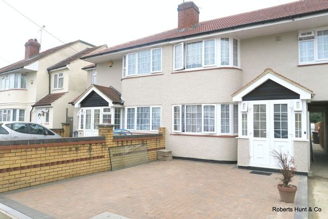 Thumbnail Terraced house for sale in Longford Avenue, Feltham