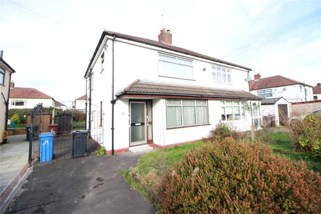 Thumbnail Semi-detached house for sale in Pear Tree Road, Liverpool, Merseyside