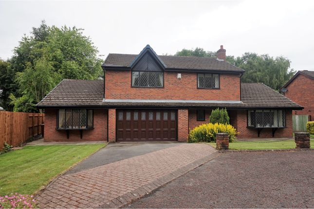 Thumbnail Detached house for sale in Nixon's Court, Leyland