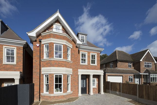 Detached house for sale in Copse Hill, London