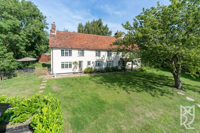 Thumbnail Detached house for sale in Valley Road, Battisford, Battisford