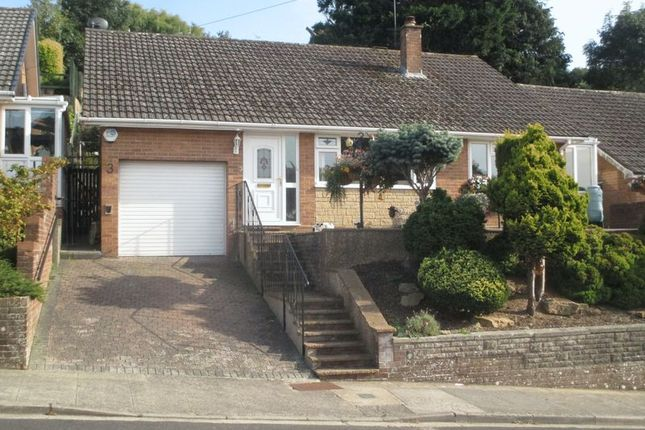 Thumbnail Detached bungalow for sale in Lime Tree Avenue, Yeovil