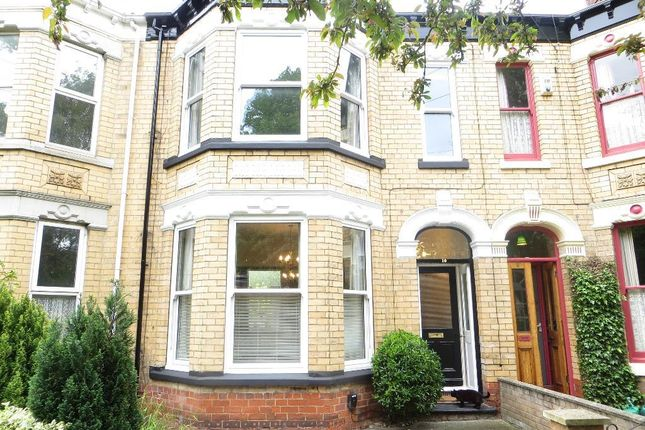 Thumbnail Terraced house for sale in Salisbury Street, Hull