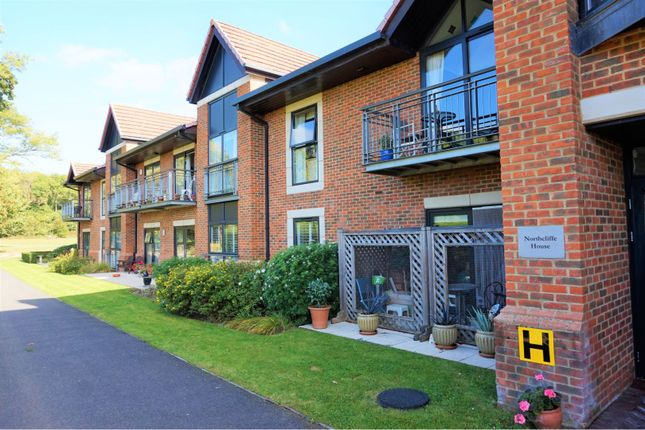 Thumbnail Flat for sale in Grove Place Upton Lane, Nursling Southampton