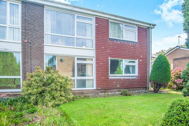 Thumbnail Flat for sale in Kings Walk, Chapel Park Estate, Newcastle Upon Tyne