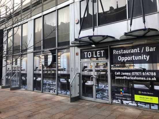 Thumbnail Leisure/hospitality to let in Albert Road, Middlesbrough