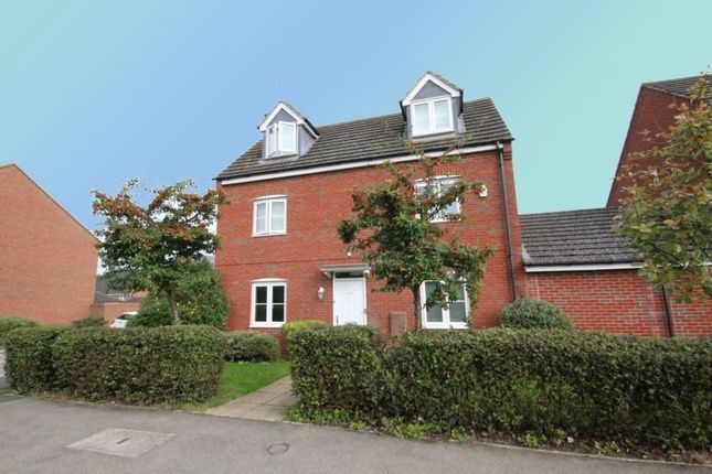Thumbnail Property for sale in St. Crispin Drive, Duston, Northampton