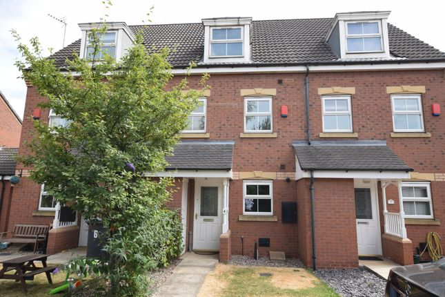 Thumbnail Terraced house for sale in Nunnington Way, Kirk Sandall, Doncaster