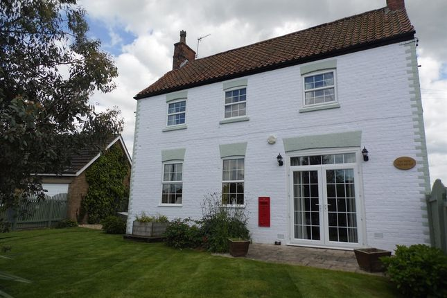 Thumbnail Detached house for sale in High Street, Fiskerton, Lincoln