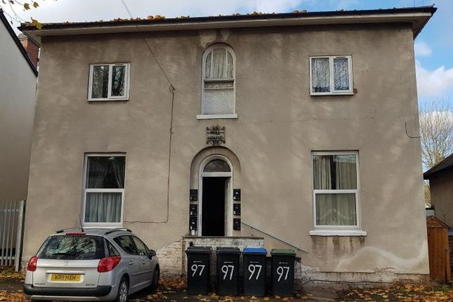 Thumbnail Flat for sale in 97 Grosvenor Road, Handsworth, Birmingham